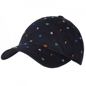 Wimbledon Letters Cap – Midnight – Kids