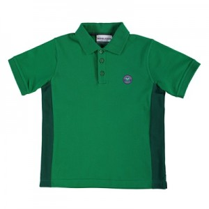 Wimbledon Pique Polo – Amazon – Boys
