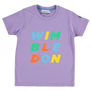 Wimbledon T-Shirt – Bougainvillea – Girls