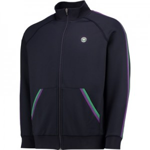 Wimbledon Performance Jacket – Midnight