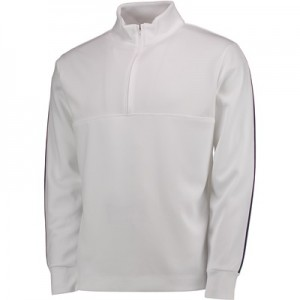 Wimbledon Sports Top – White