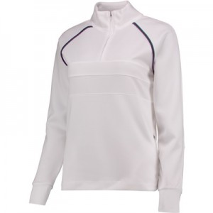 Wimbledon Sports Top – White – Ladies