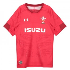 """Welsh Rugby Home Supporters Jersey – Junior"""