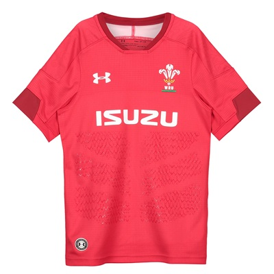 """""""Welsh Rugby Home Supporters Jersey – Junior"""""""