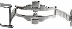 Baume et Mercier 18mm Deployment Buckle MX007H5C
