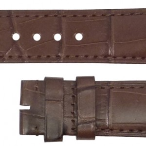 Baume et Mercier 21mm Brown Alligator Strap MX0037GT