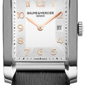 Baume & Mercier Hampton Rectangular 10020