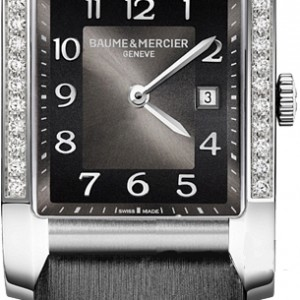 Baume & Mercier Hampton Rectangular Women's Watch 10022