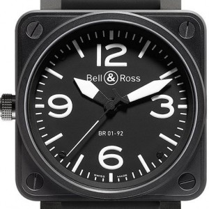 Bell & Ross Aviation Instruments BR-01-92-GAUCHER