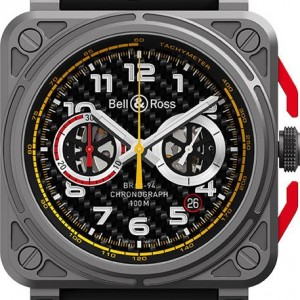 Bell & Ross Aviation Instruments BR0394-RS18
