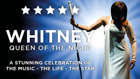 Whitney - Queen of the Night at Theatre Royal Glasgow