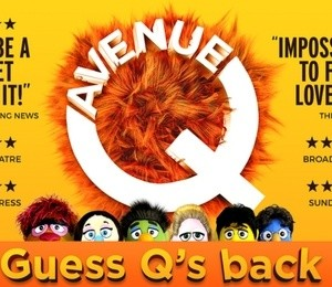Avenue Q at Milton Keynes Theatre
