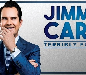 Jimmy Carr - Terribly Funny at New Victoria Theatre