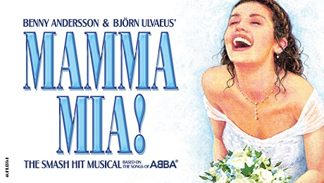 MAMMA MIA! at Edinburgh Playhouse