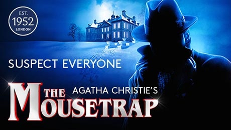 The Mousetrap at Princess Theatre Torquay