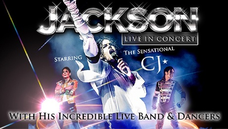 Jackson Live in Concert at Princess Theatre Torquay