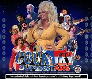 The Country Superstars at Leas Cliff Hall