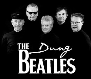 The Dung Beatles at Aylesbury Waterside Theatre
