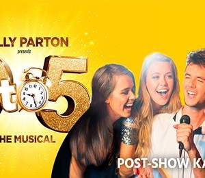9 to 5 The Musical  Post Show Karaoke at The Alexandra Theatre