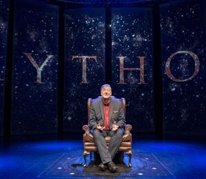 Stephen Fry - Mythos Trilogy at New Theatre Oxford