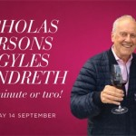 Nicholas Parsons and Gyles Brandreth - Just a minute or two! at Richmond Theatre