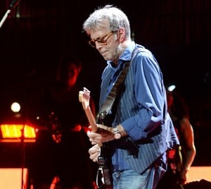 Eric Clapton VIP Experience