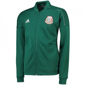 Mexico ZNE Knitted Anthem Jacket - Green