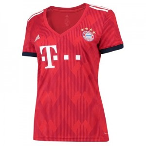 FC Bayern Home Shirt 2018-19 - Womens
