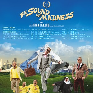 Madness ''The Sound of Madness''