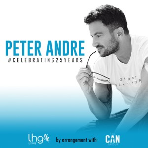 Peter Andre - Celebrating 25 Years of Peter Andre: The Greatest Hits Tour