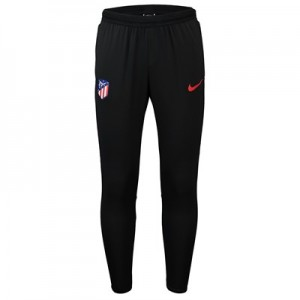 Atlético de Madrid Strike Training Pants - Black