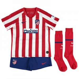 Atlético de Madrid Home Stadium Kit 2019-20 - Little Kids
