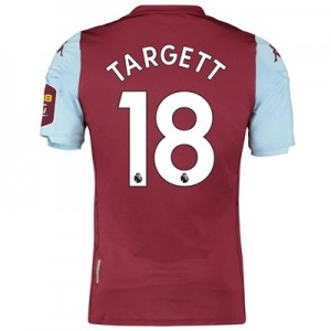 Aston Villa Home Elite Fit Shirt 2019-20 with Targett 18 printing