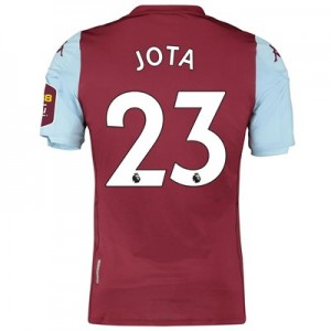 Aston Villa Home Elite Fit Shirt 2019-20 with Jota 23 printing