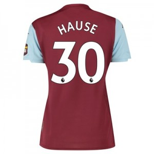 Aston Villa Home Shirt 2019-20 - Womens with Hause 30 printing