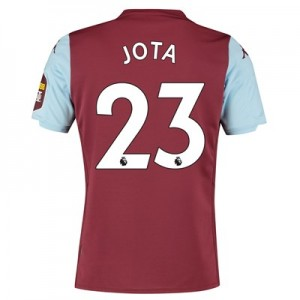 Aston Villa Home Shirt 2019-20 with Jota 23 printing