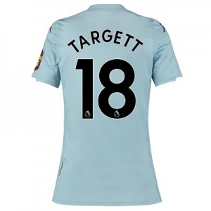 Aston Villa Away Shirt 2019-20 - Womens with Targett 18 printing