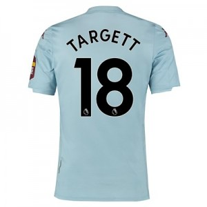 Aston Villa Away Shirt 2019-20 with Targett 18 printing