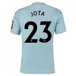 Aston Villa Away Shirt 2019-20 with Jota 23 printing