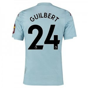 Aston Villa Away Shirt 2019-20 with Guilbert 24 printing