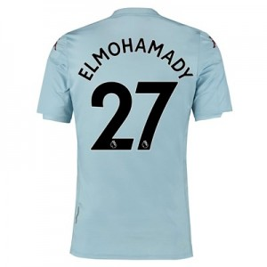 Aston Villa Away Shirt 2019-20 - Kids with Elmohamady 27 printing