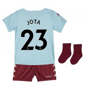 Aston Villa Away Babykit 2019-20 with Jota 23 printing