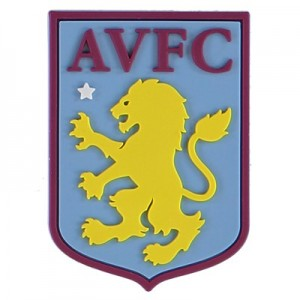 Aston Villa 3D Crest Fridge Magnet