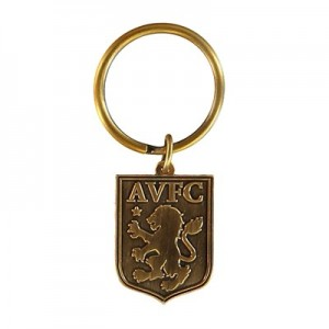 Aston Villa Antique Keyring