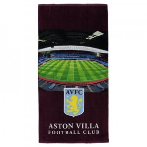 Aston Villa Stadium Printed Towel