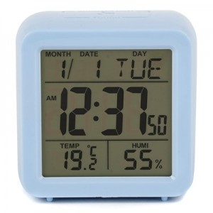 Aston Villa Digital Alarm Clock