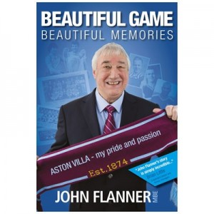 Aston Villa My Pride and Passion - Beautiful Game - Beautiful Memories Book