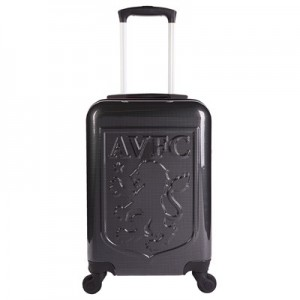 Aston Villa Travel Suitcase - Carbon - Cabin Sized