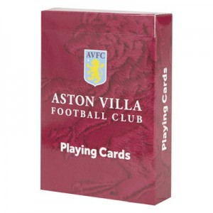 Aston Villa Playing Cards