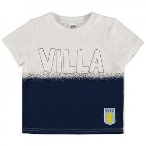 Aston Villa Infant VILLA Tshirt - Multi - Boys